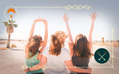 Mädelstrip – lasst die Party beginnen!