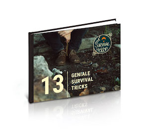 13 geniale Survival-Tricks