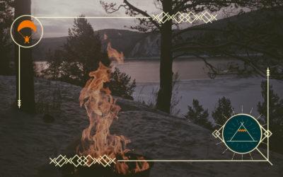 Richtig Feuer machen – Feuerarten und Feuerholz