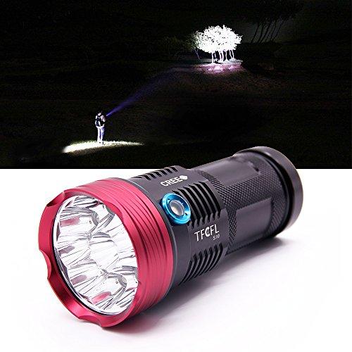 led taschenlampe 10000 lumen