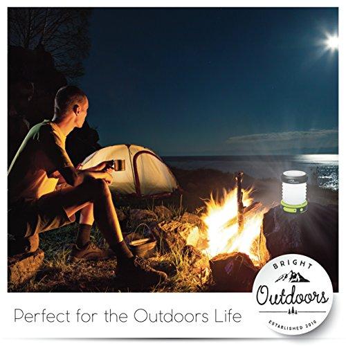 bright outdoors solarlaterne taschenlampe mit notfall akku usb survivalhelden. Black Bedroom Furniture Sets. Home Design Ideas